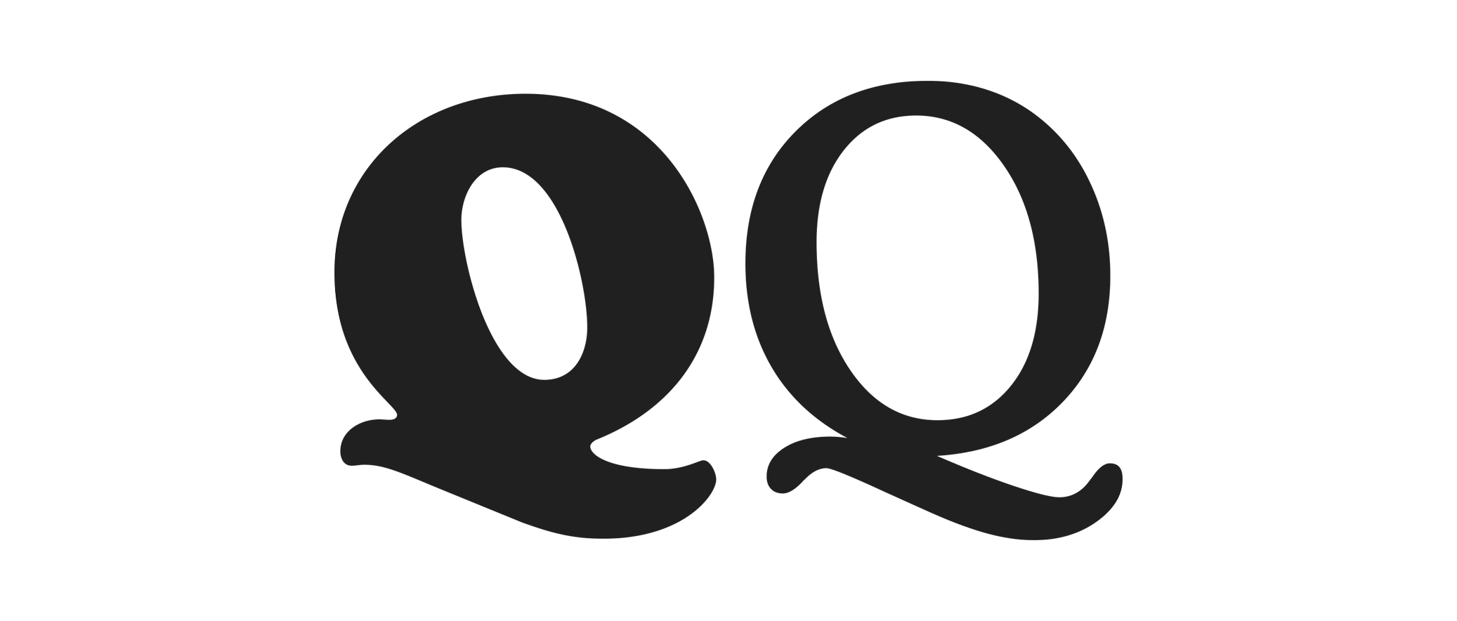 Cooper font review journal the qs in the cooper family share the same curving tail and its interesting to see how it transforms from a delicate appendage into a sled jutting out biocorpaavc