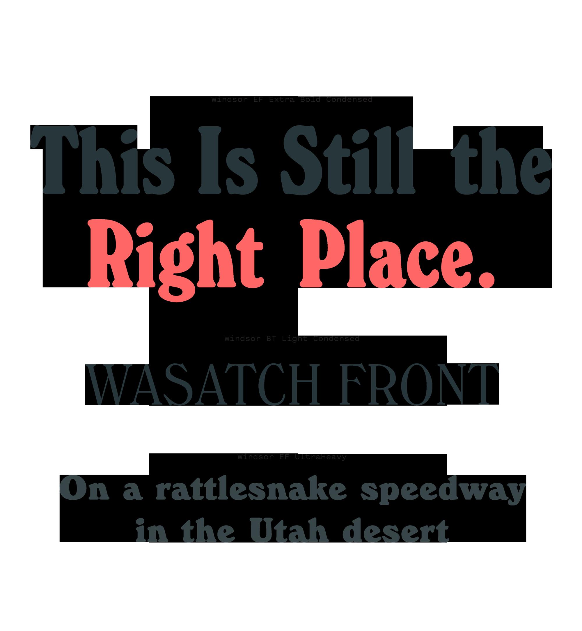 Windsor – Font Review Journal